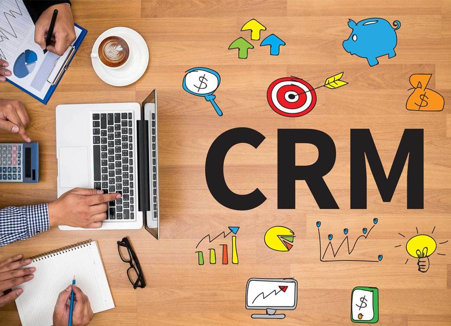 CRM چیست