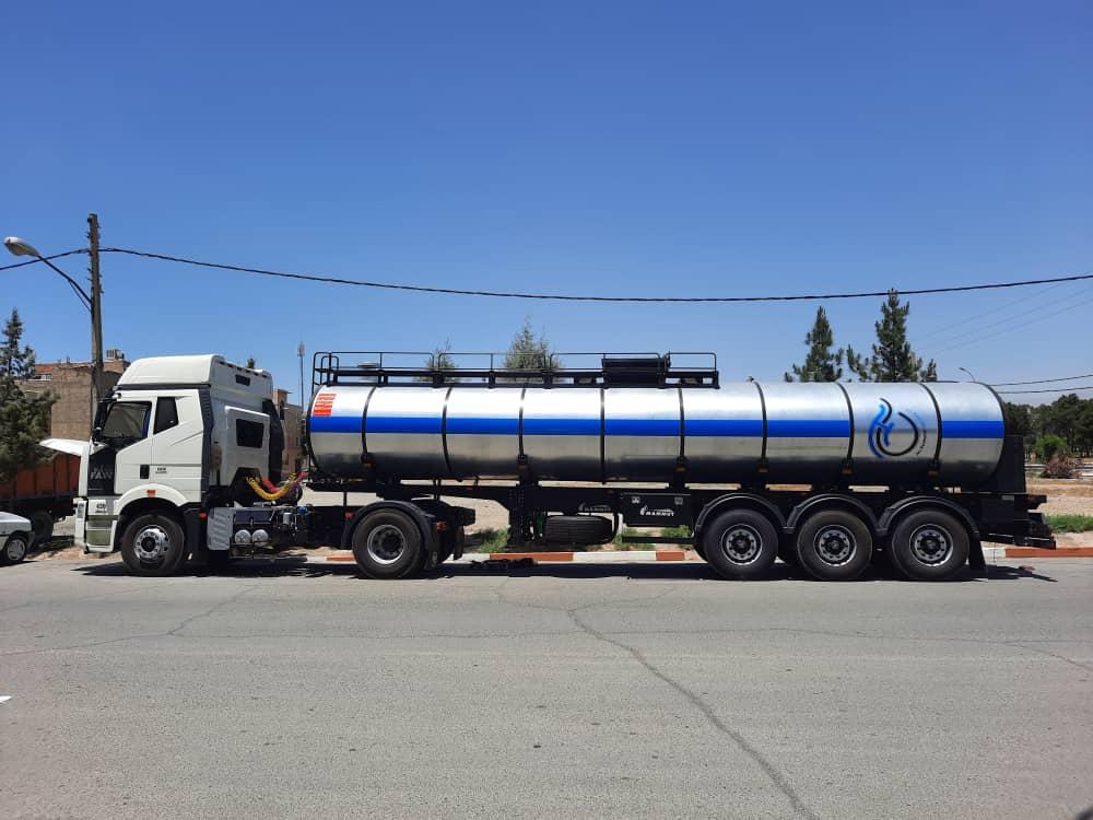 پروژه نصب و راه اندازی مدیریت ناوگان و ترمومتر شرکت پالایش نفت هرمز